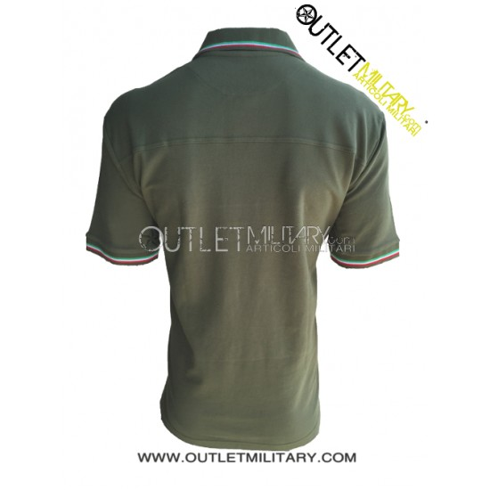 Polo Army Green
