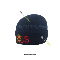 Cappello in Pile Blu POLZIA N.O.C.S.