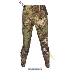 Pantaloni Mimetico da Combattimento Antistrappo Vegetato con Trattamento IR (Mod. Soldato Futuro)