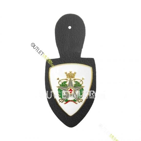 Distintivo Metallo Corpo Militare Croce Rossa con Kit