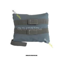 Zainetto Pieghevole Ultra-Leggero 18 Litri Sistema Molle Grigio