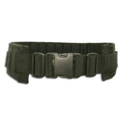 Cinturone Cordura Comfort Imbottito H 9,50 cm Nero
