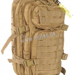 Zaino Militare Small 30 litri Assault Pack Coyote TAN