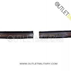 Coppia di Gradi Metalli Carabinieri Maresciallo