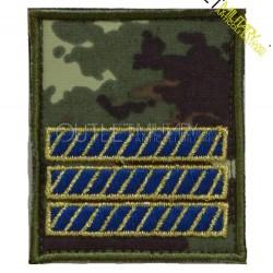 Grado Velcro  Aeronautica Militare Maresciallo di 1^ Classe