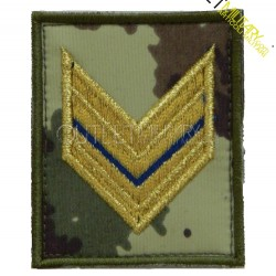 Grado Velcro  Aeronautica Militare Segente