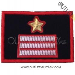 Grado Velcro Carabinieri Luogotenente