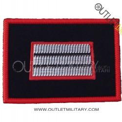 Grado Velcro Carabinieri 1° Maresciallo
