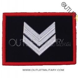 Grado Velcro Carabinieri Vice Brigadiere