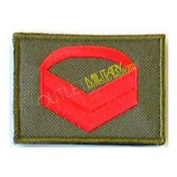 Grado Velcro Esercito Italiano 1° Caporal Maggiore