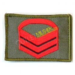 Grado Velcro Esercito Italiano Caporal Maggiore Capo