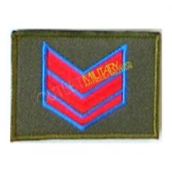Grado Velcro Esercito Italiano Caporal Maggiore (Aviotruppe) VFP4