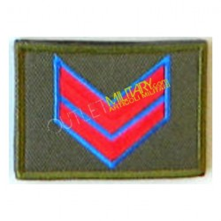 Grado Velcro Esercito Italiano Caporale (Aviotruppe) VFP4