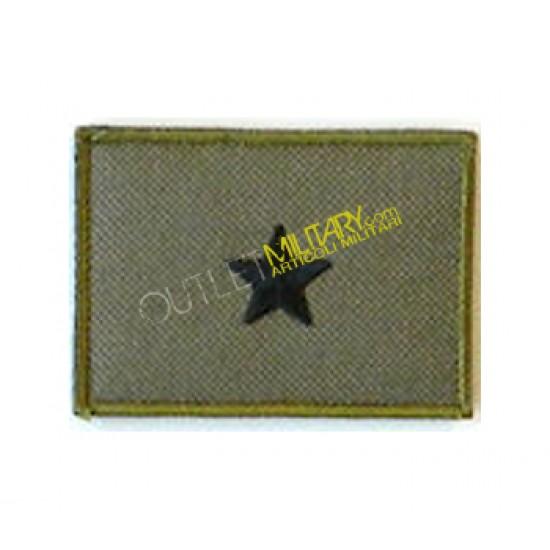 Grado Velcro Esercito Italiano Sottotenente